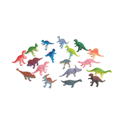 Dinosaurs Figures Assorted Pk/144